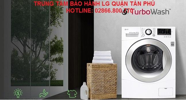 Trung tâm bảo hành máy giặt Lg quận Tân Phú