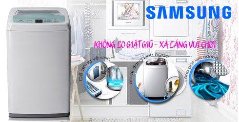 Trung tâm bảo hành sửa chữa máy giặt Samsung tại tphcm