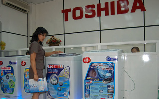 Trung tâm bảo hành máy giặt Toshiba uy tín nhất