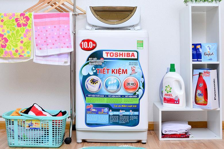 Trung tâm bảo hành máy giặt Toshiba nhanh nhất tại tphcm