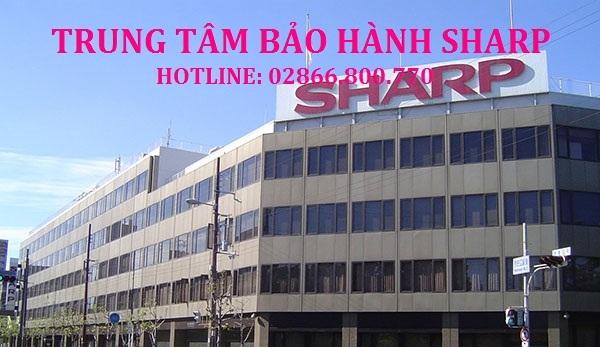 Trung tâm bảo hành Sharp tại Tphcm
