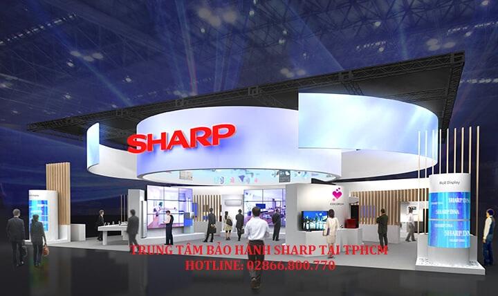 Trung tâm bảo hành Sharp