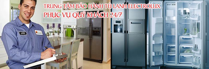 Trung tâm bảo hành tủ lạnh Electrolux tại tphcm