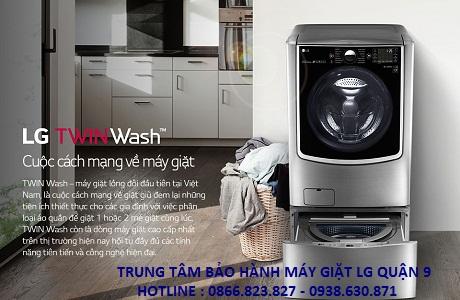 Trung tâm sửa máy giặt Lg quận 9
